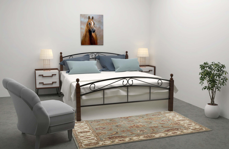 classic bedroom render