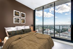virtual staging bedroom
